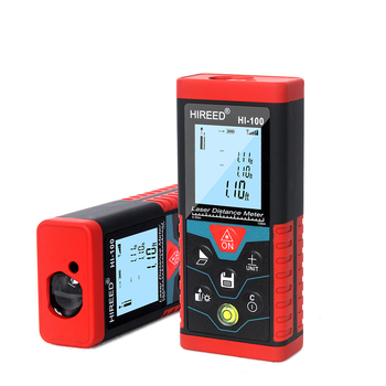 40M 100M 120M 360L LEVEL Handheld Rangefinder Laser Distance Meter Digital Laser Range Finder Laser Tape Measure Tester telephony