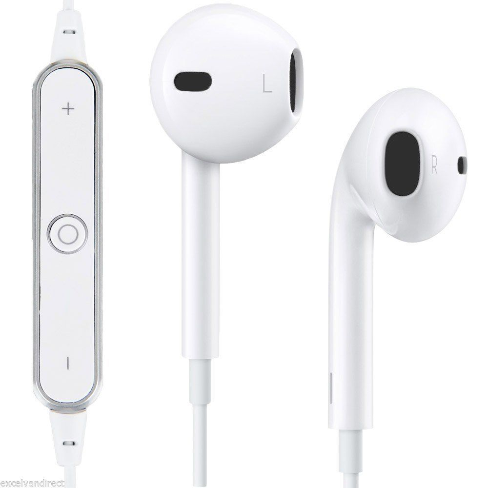 Wireless Bluetooth V41 Headset Sport Stereo Headphone Earphone For Samsung Galaxy S6 Edge IOS Smartphone In Earphones Headphones From Consumer