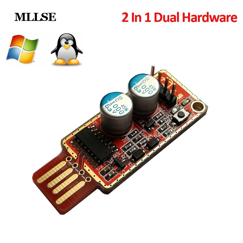 Best USB Watchdog Card / Computer / Unattended Automatic Restart Blue Screen Crash / Mining / Game / Server / LTC BTC Miner