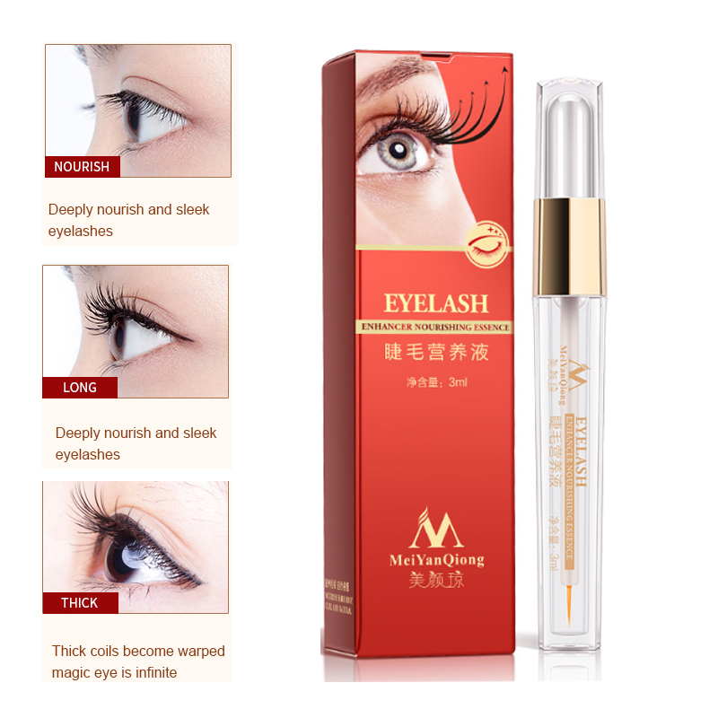 5cf8bca56d6 High Quality Herbal Powerful Makeup Eyelash Growth Treatments Liquid Serum  Enhancer Eye Lash Longer Thicker Better Than Eyelash