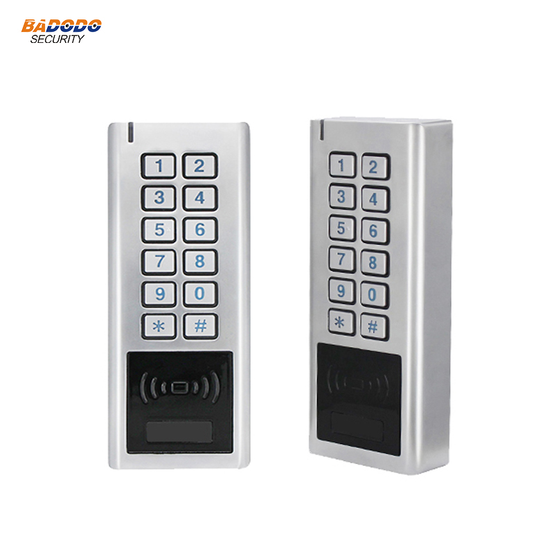 Adaptable Ip66 Waterproof Standalone Access Controller Support Dual-frequency 125khz Id+13.56mhz Ic Wiegand Input Output Home Security Attractive Designs; Access Control Access Control Kits