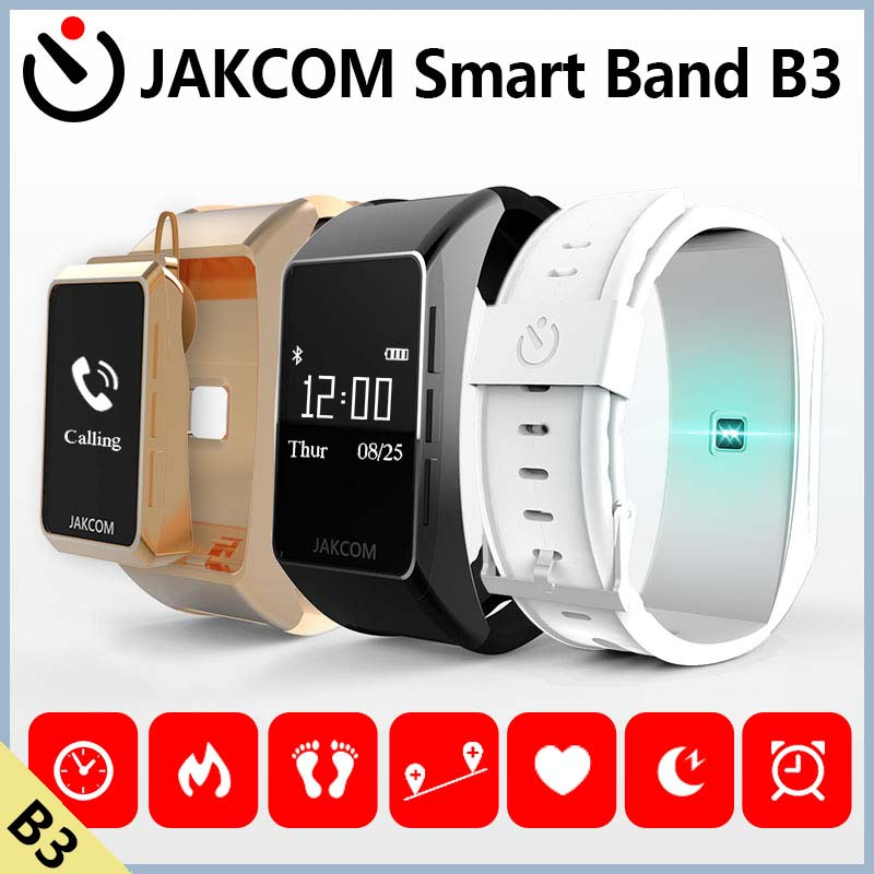 Jakcom B3 Smart Band New Product Of Smart Electronics Accessories As For Asus Zenwatch Mi Band 2 Leather Strap Polar V650