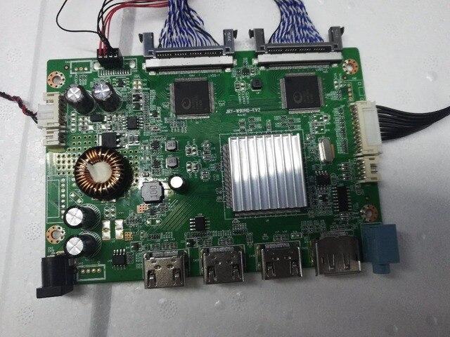 4K 60HZ 2K 144HZ LCD Bordo di Driver del controller Monitor Kit per M270DAN02.3 M270DAN02.6 M270DTN01.0 M270DTN01.5 1.3 pannello dello schermo