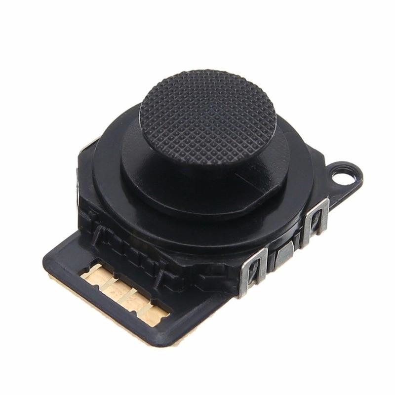 3D аналоговые джойстики Замена для Оборудование для psp 2000 Высокое качество кнопки контроллера игра черный рычагами заменить Запчасти игры аксессуары джойстик psp запчасти джойстик psp для джойстика запасные части