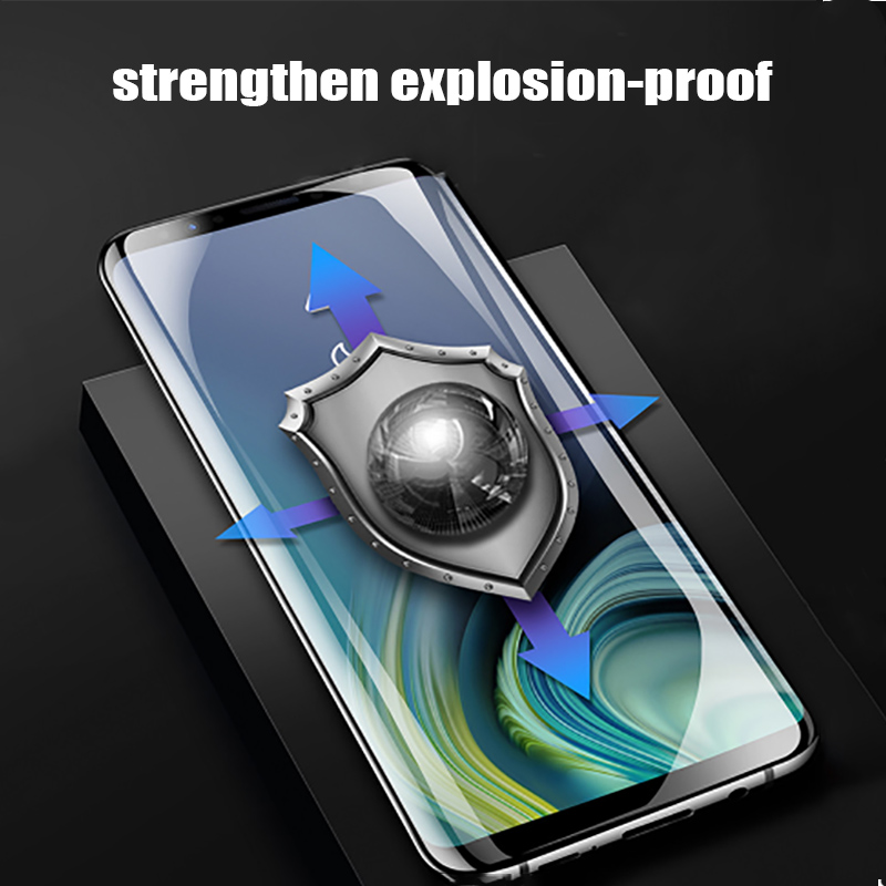 For Samsung Galaxy S10 S10Lite S10Plus screen Protector Film on the for samsung S 10 lite Plus 3D Soft Film Not Tempered Glass in Phone Screen Protectors from Cellphones Telecommunications