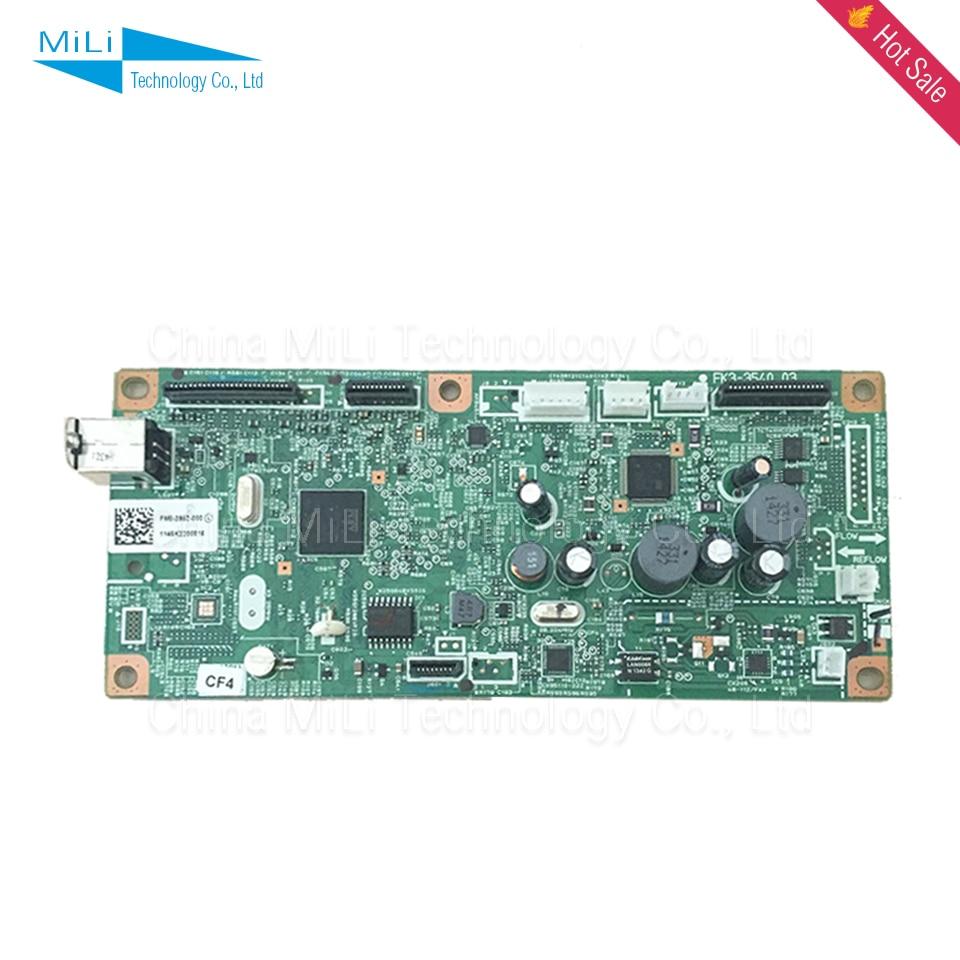 GZLSPART For Canon ic 4550 4550D MF4450 4450 4452 Original Formatter Board FM4-7166-010 Printer Parts On Sale fm4 7282 logic main board use for canon mf4550d mf4550 mf 4550d mf 4550 4550d 4550 formatter board mainboard