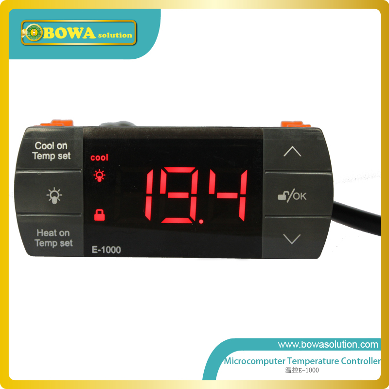 Microcomputer Temperature Controller For Refrigerated Truck Or Freezer Replacing Dixell XR20CX