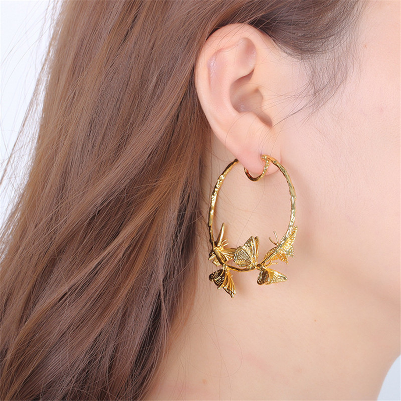 French Jewelry Paris Enamel Glaze Cute Insect Series