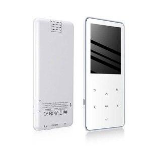 Image 5 - Btsmone Nuovo Bluetooth 4.2 Versione Dello Schermo di Tocco di Lettore MP3 Built in 16 Gb Portable Slim MP3 Player con Altoparlante Forte con La fm/Radio