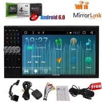 Eincar Bluetooth Car Stereo Audio 2Din In Dash MP3 Radio DVD Player Touch Screen FM Receiver