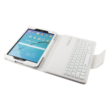 For Samsung Galaxy Tab S2 9.7'' T810 T815 Tablet Detachable ABS Bluetooth Keyboard Portfolio Leather Ultra Slim Stand Case Cover keyboard touch panel for samsung galaxy tab s2 9 7 t810 t815 tablet pc for samsung galaxy tab s2 9 7 t810 t815 keyboard