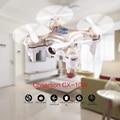 Dron cheerson cx-10w cx-10wd wifi drones con cámara rc quadcopters fpv cámara rc helicopter flying toys helicóptero de control remoto
