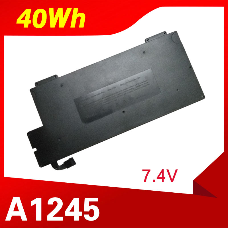 ApexWay 7.4V 40Wh For Apple A1237 A1245 661-4587 Laptop battery For MacBook 13 Air Series A1304 MB003  MC233  Z0FSApexWay 7.4V 40Wh For Apple A1237 A1245 661-4587 Laptop battery For MacBook 13 Air Series A1304 MB003  MC233  Z0FS