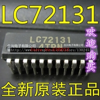 1pcs/lot LC72131D LC72131 DIP 22 In Stock|Integrated Circuits| |  -