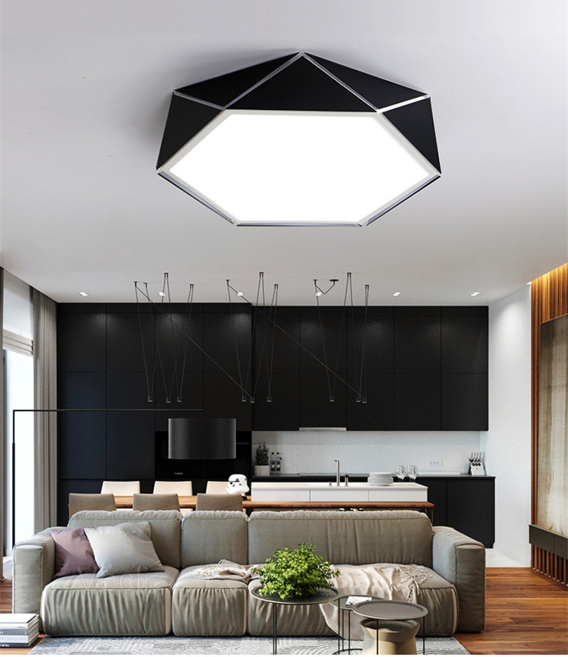 Geometry ceiling light (14)