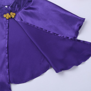 Image 4 - 3PCS Kinder Mädchen Kinder Cosplay Outfits Showman Rolle Spielen Party Kostüme Cape mit Rock und Armband Phantasie Party Kleid