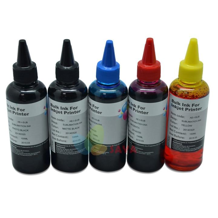500ml PGI450 CLI451 CISS utántöltő patron Festék tinta Canon - Irodai elektronika - Fénykép 5