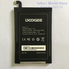 Doogee HOMTOM HT6 Батарея 6250 мАч Новая замена аксессуар аккумуляторов для Doogee HOMTOM HT6 и Doogee T6 сотовый телефон