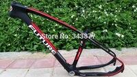 2018 new model MTB carbon mtb frame Mountain bikes frame free shipping