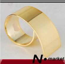 Free Shipping N.market Europe Six Napkin Holder For Weddings Rhinestone Napkin Ring Cheap Hot Sale