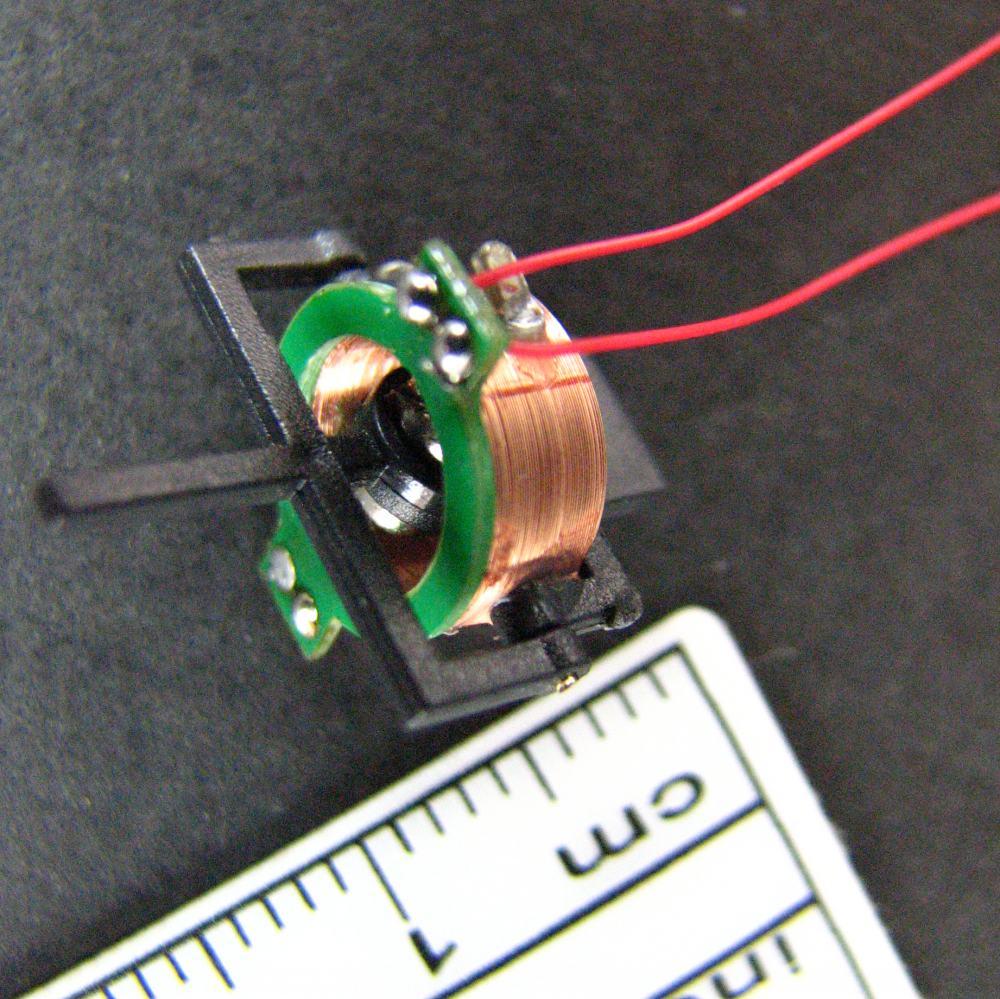 Tiny Electromagnetic Actuator Rudder Micro Actuator 0.8