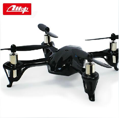 Attop YD-928 2.4 Ghz con Gyro canales 4CH 6-Axis Mini RC Quadcopter helicóptero ovni juguetes RTF del envío gratuito