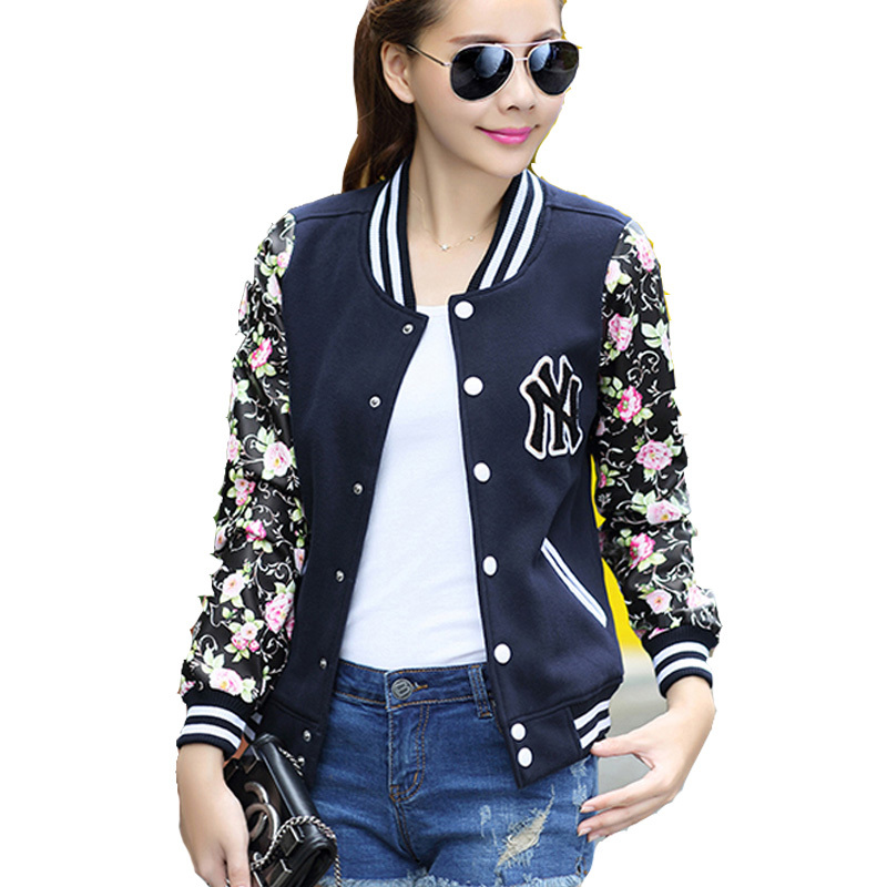 Online Get Cheap Women's Baseball Jackets -Aliexpress.com ...