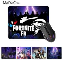 MaiYaCa 2018 New Fortnite Laptop Computer Mousepad Size 25X29cm Gaming Mouse pads
