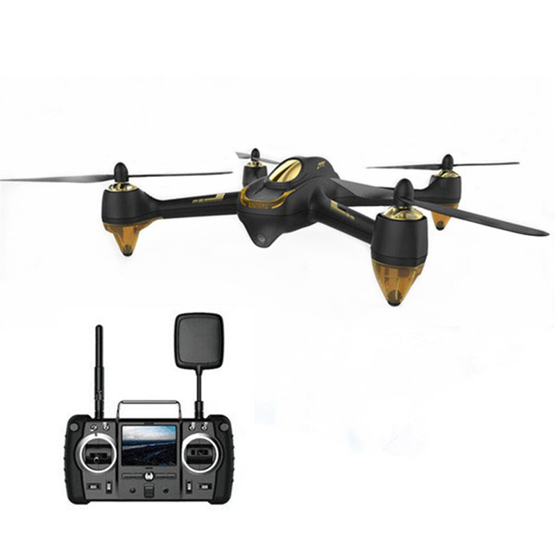 Original Hubsan H501S X4 5.8G FPV Brushless With 1080P HD Camera GPS RC Quadcopter RTF Mode Switch With Remote Control hubsan h301s spy hawk 5 8g fpv 4ch rc airplane rtf with gps module