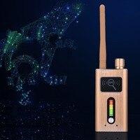Comparar Detector GPS para dormir detección magnética fuerte detección de señal inalámbrica y prevención Cámara Detector de