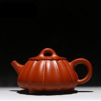Free Shipping 200ml Yixing Genuine Purple Clay teapot Kung Fu Zisha Tea Pot Factory Direct Gift BOX