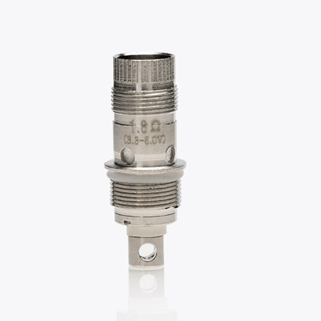 Volcanee 5pcs/lot Vaper Coil for nautilus 2/aio/mini Stainless steel Atomizer Electronic Cigarettes Evaporators Core 2