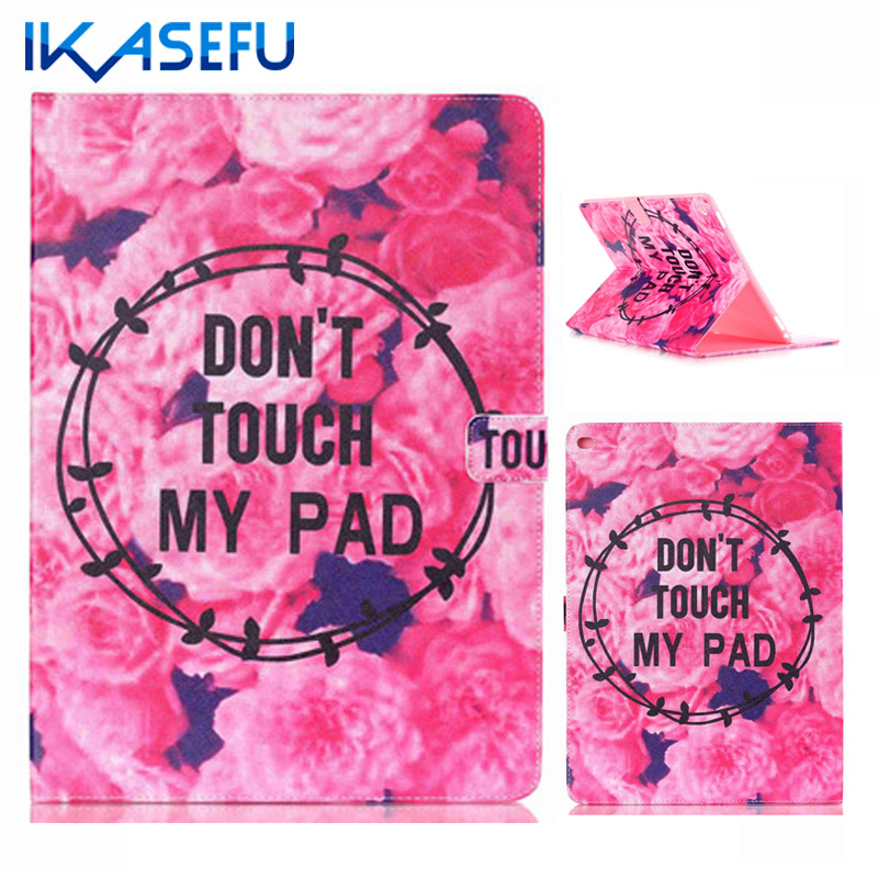Wallet Shell For Apple ipad Pro 12.9 PU leather New Coque Fundas 12.9 inch Flip Folio Protective Tablet Cover Case for IPAD Pro