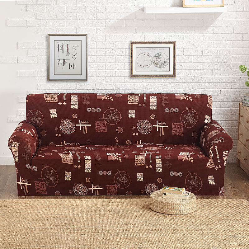 Elastic Sofa Cover Slipcovers Cotton Covers For Living Room Slipcover Couch 1 2 3 4 Seater