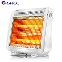 GREE Mini Electric Heater Home Heating Fan Office Warm Wind Air Conditioner Machine Safe Energy Saving Warming Equipment