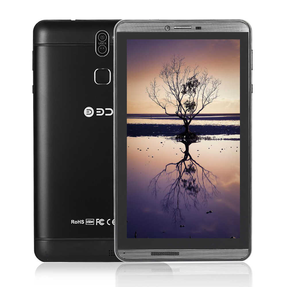 Nuevo Q706AA 7 pulgadas de pantalla Android 6,0 Quad Core 1 GB + 16 GB Phablet Tablet Pc