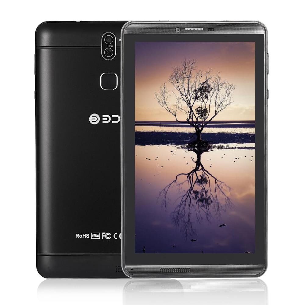 Nouveau Q706AA 7 pouces écran Android 6.0 Quad Core 1 GB + 16 GB Phablet tablette Pc