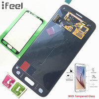 IFEEL 100 Tested LCD Display Touch Screen Digitizer Repair For Samsung Galaxy S5 Mini G800F G800A