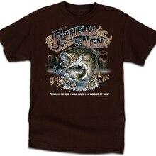 Christian T-Shirt FISHERS OF MEN