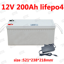 Buy lifepo4 200ah battery and get free shipping on