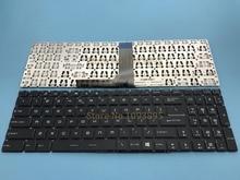 新しい英語キーボード Msi CR62 2 メートル 6 メートル CR72 6 ミリリットル 7 ミリリットル CX62 2QD 6QD 6QL 7QL CX72 7TH GE62 203MX 6QF GE72 075MX 2Q 英語キーボード