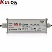 MEAN WELL Original CEN 100 AC/DC Single Output Power Supply IP66 Waterproof LED Driver 100W 20V 24V 30V 36V 42V 48V 54V