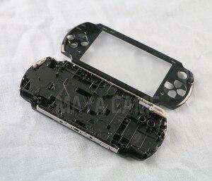 Image 5 - وحدة تحكم عالية الجودة للاستبدال غطاء كامل الإسكان مع مجموعة أزرار لـ PSP3000 PSP 3000