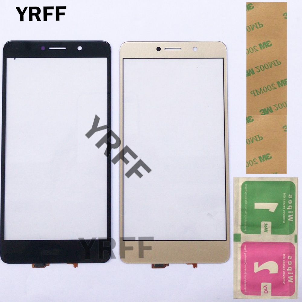 Touch Screen For Huawei Honor 6X BLN-AL10 L21 L22 L24 Touch Screen Digitizer Glass Sensor Panel For Huawei GR5 2017 BLL-L21 L22