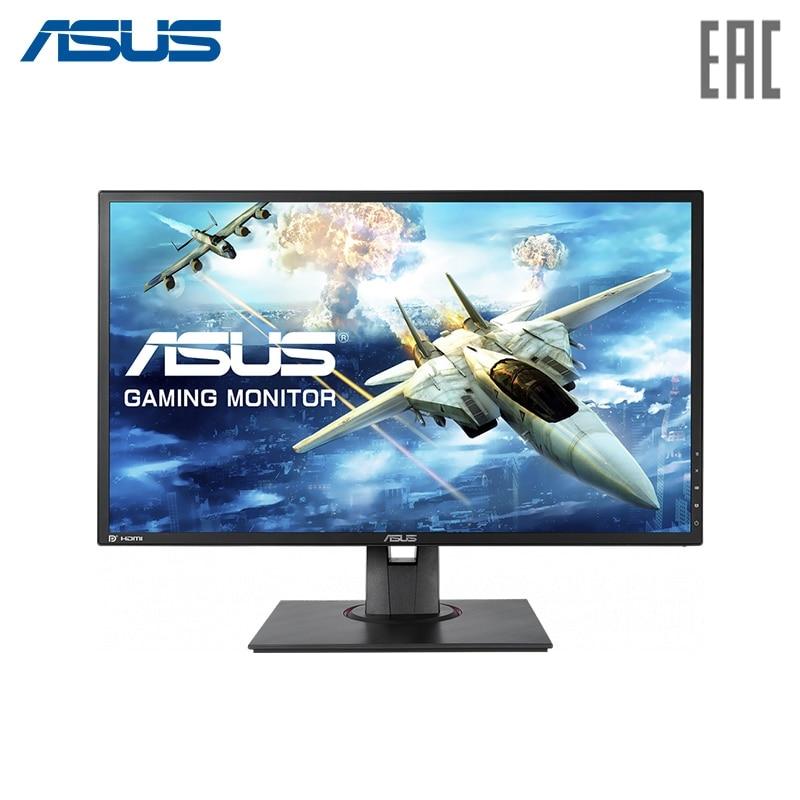 Monitor ASUS 24 MG248QE Black LED/Wide/1920x1080/1ms/170*x160*/350 cd-m/100000000:1/+DVI/+DP/+HDMI/+MM/3D