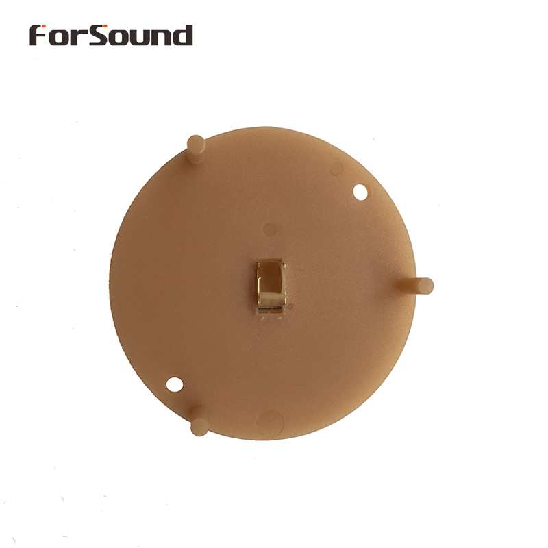 CS63 3Pin Digital CIC Empty Faceplate for Digital CIC Hearing Aid Made-in Ear Care from Beauty & Health    1