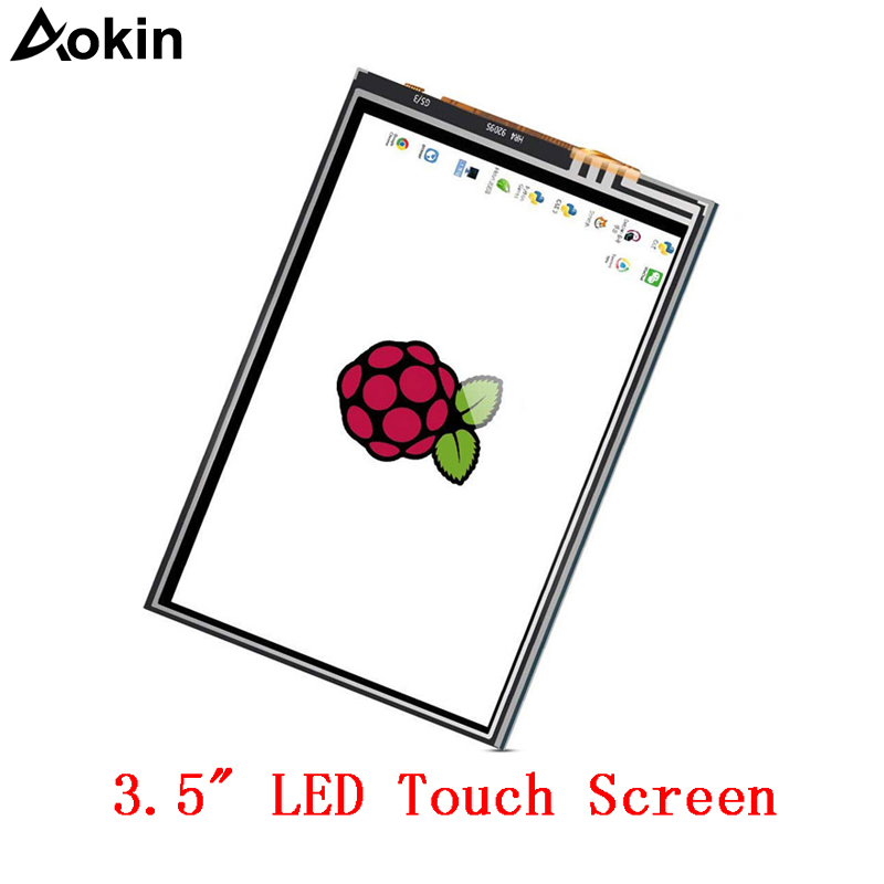 For Raspberry Pi <font><b>3</b></font> Display <font><b>3</b></font>.5