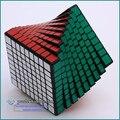 Shengshou 9x9x9 Magic Speed Cubo Competição Profissional PVC Adesivos cobo Atacado Cubo Magico Metalizada Cubiks Juguetes
