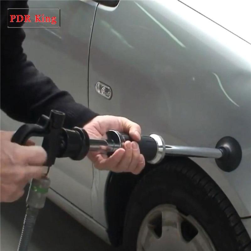 Air Pneumatic Dent Danni di Auto di Riparazione Del Corpo Puller kit Vocuum Dent puller auto riparazione auto ammaccatura strumenti martello scorrevole strumenti