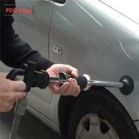 Air Pneumatische Dent Schade van Auto Body Repair Puller kit Vocuum uitdeukstation auto dent repair tools slide hammer gereedschap-in Handgereedschapssets van Gereedschap op